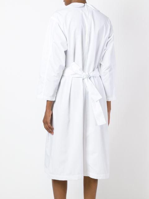 Comme Des Garçons Girl платье с воротником Питер-Пэн