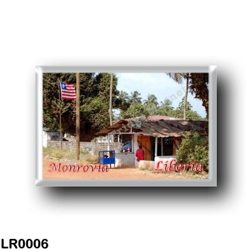LR0006 Africa - Liberia - Monrovia