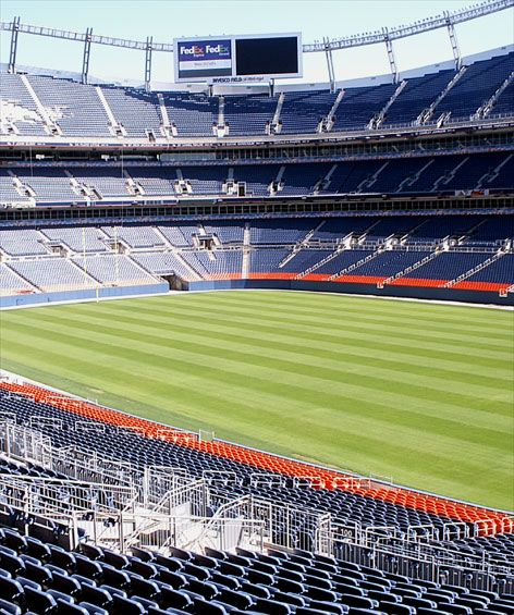 Sports Authority Field at Mile High, Denver Broncos - Denver, Colorado