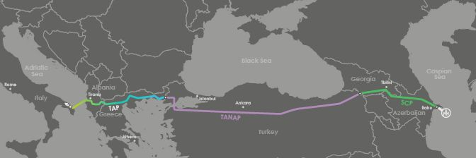 Azerbaijan and Turkey's Shared Dream: TANAP, the Project of the 21st Century -
