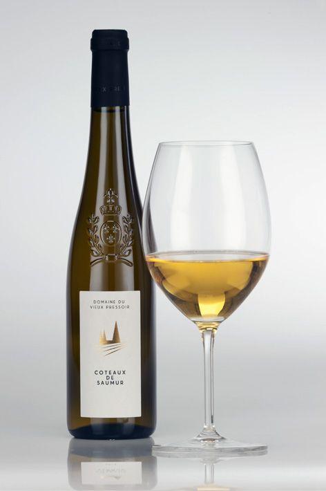 Coteaux de Saumur - Domaine du Vieux Pressoir #vin #blanc #liquoreux #sweet #wine #loire