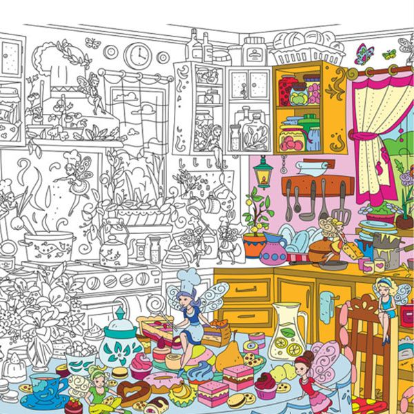 Kids And Adults Will Enjoy Capturing Coloring All