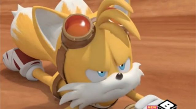 "Sonic Boom season two episode 6 ""Anything You Can Do, I Can Do Worse-er"" BOOMTIME"
