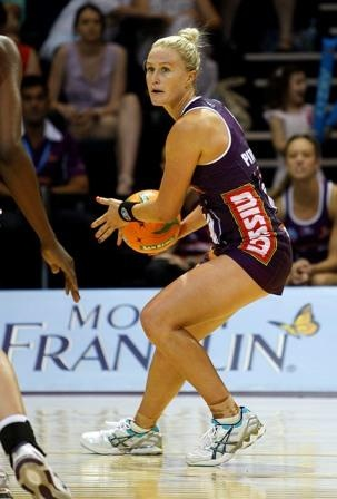 Pitman confident of proving her fitness this week - CHELSEA Pitman is confident of proving her fitness to Mission Queensland Firebirds coach Roselee Jencke this week and returning to the team for their blockbuster ANZ Championship clash against the Melbourne Vixens.