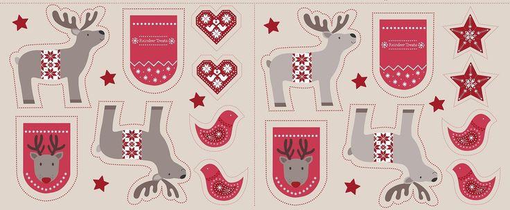 When I Met Santa's Reindeer By Lewis and Irene