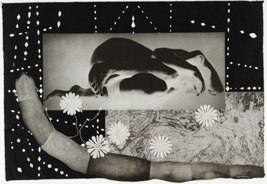 Kiki Smith. Worm 1992