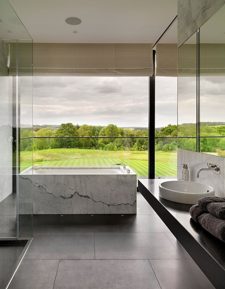 Gregory Phillips Architects Modern Country House Berkshire UK