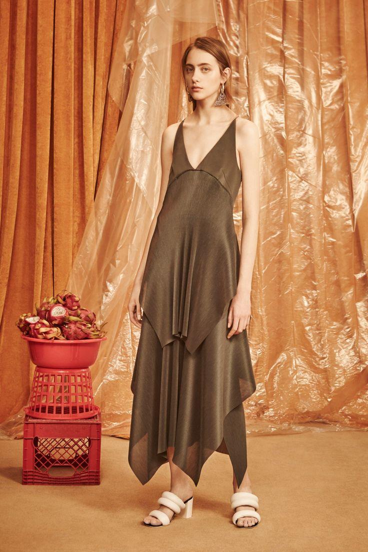 "maidsofbondstreet: "" Lia Pavlova for Edun, Pre-Fall 2016 """