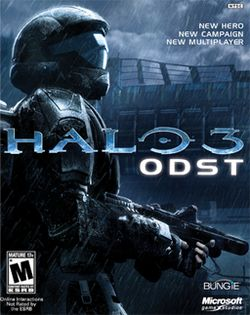 Halo 3: ODST, 2009 - Not only does it feature my favorite Halo campaign, but its soundtrack makes for perfect rainy day listening.