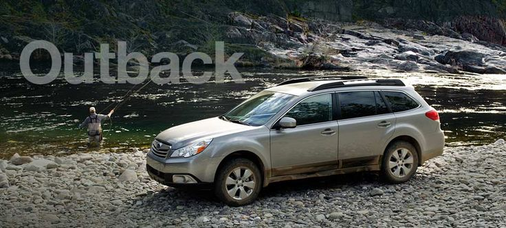 have been dreaming about a subaru outback wagon for kind of a while... wish it had better gas mileage...