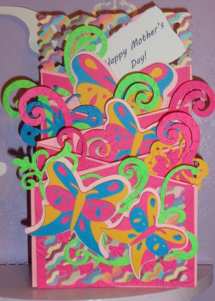 Mothers day card - Scrapbook.com