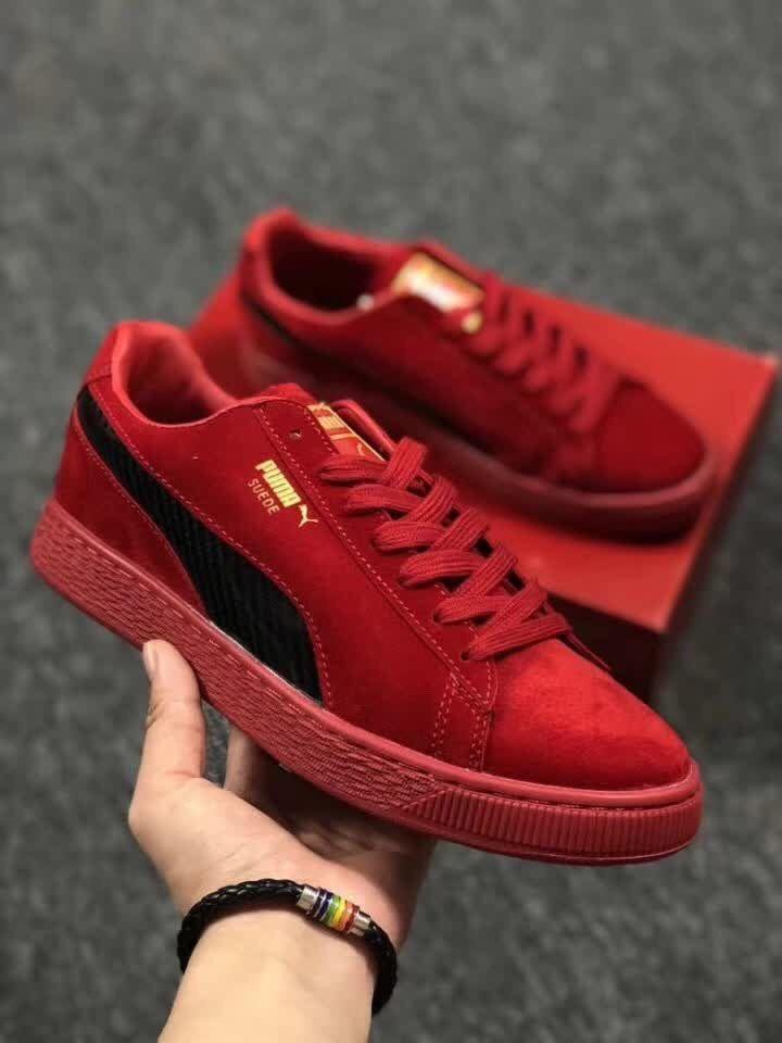 red puma creepers