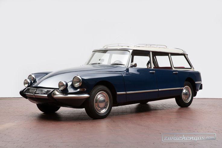 """Derr Citroën ID 21 F """"Familiale"""" von 1967: www.zw…"""