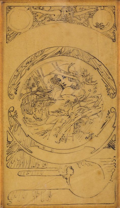 Jan 26 | Alphonse Mucha & Masters of Art Nouveau: The Harry C. Meyerhoff Collection