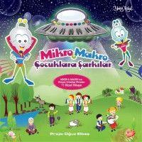 Mikro Makro Çocuklara Şarkılar (CD)