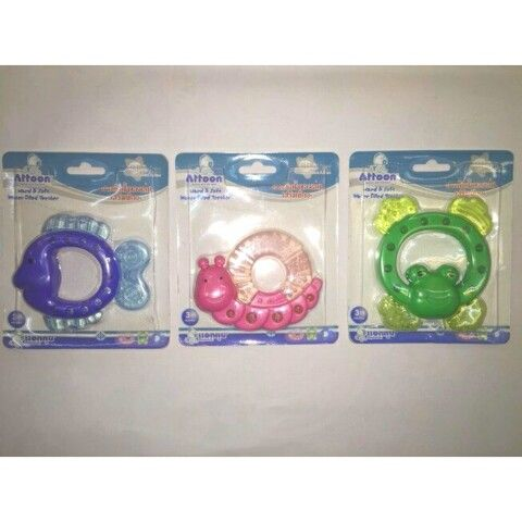 Attoon Water Filled Teether Animal @22.500 (1seri 6bh mix)  Info pemesanan / harga / stock  Text / Wa : 0811.3927.099 Text Only : 0877777.91029  BBM  2AD4DA5B/ 5A6528A8 www.pipimimi.com Fb : pipimimi grosir Twitter : @pipimimiku Pinterest : grosir pipimimi  Cek our updates on  IG : grosirpipimimi   Grosiranak#fashionanak#perlengkapanbayi#grosirbayianak#trustedreseller#grosirbajuanak#grosircarter#grosirjumper#grosirnext
