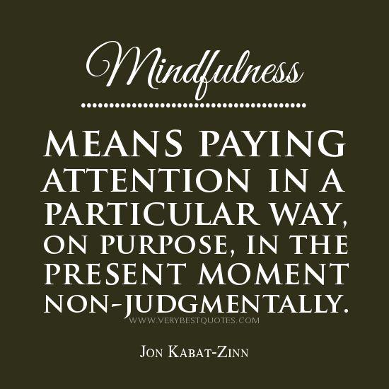 Authentic Parenting: Mindful Parenting