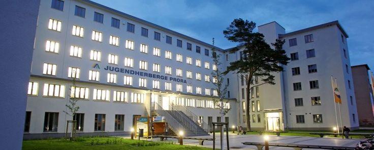 DJH Jugendherberge Prora mit Zeltplatz - Angebote + mehr | Mecklenburg-Vorpommern