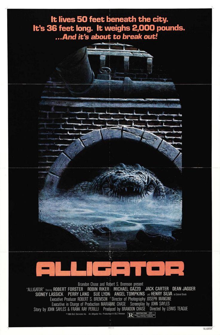 Alligator poster alligator film wikipedia the free encyclopedia