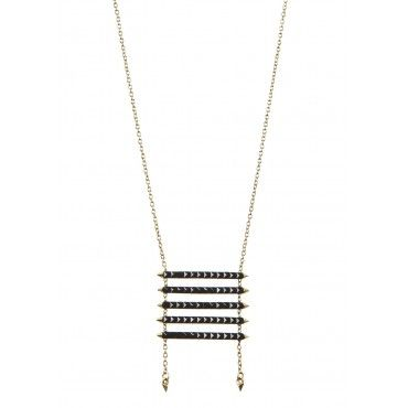 Infinite Pathway Necklace from House of Harlow $99