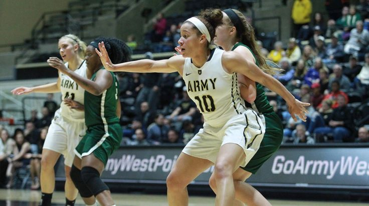 Behind standout performances by Aliyah Murray and Madison Hovren, the Army West Point women's basketball team picked up its first Patriot League victory after defeating Loyola, 69-62, on Tuesday night at Reitz Arena.