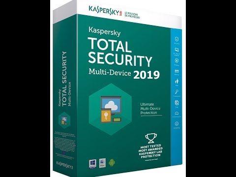 kaspersky total security 2019 activation code/key file for 1