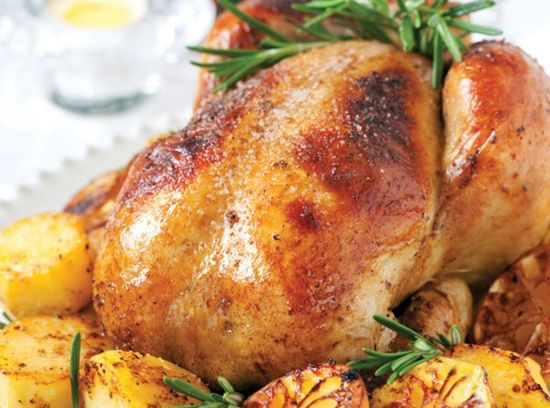 Low Iodine Diet - Lemon Rosemary Chicken - http://bestrecipesmagazine.com/low-iodine-diet-lemon-rosemary-chicken/