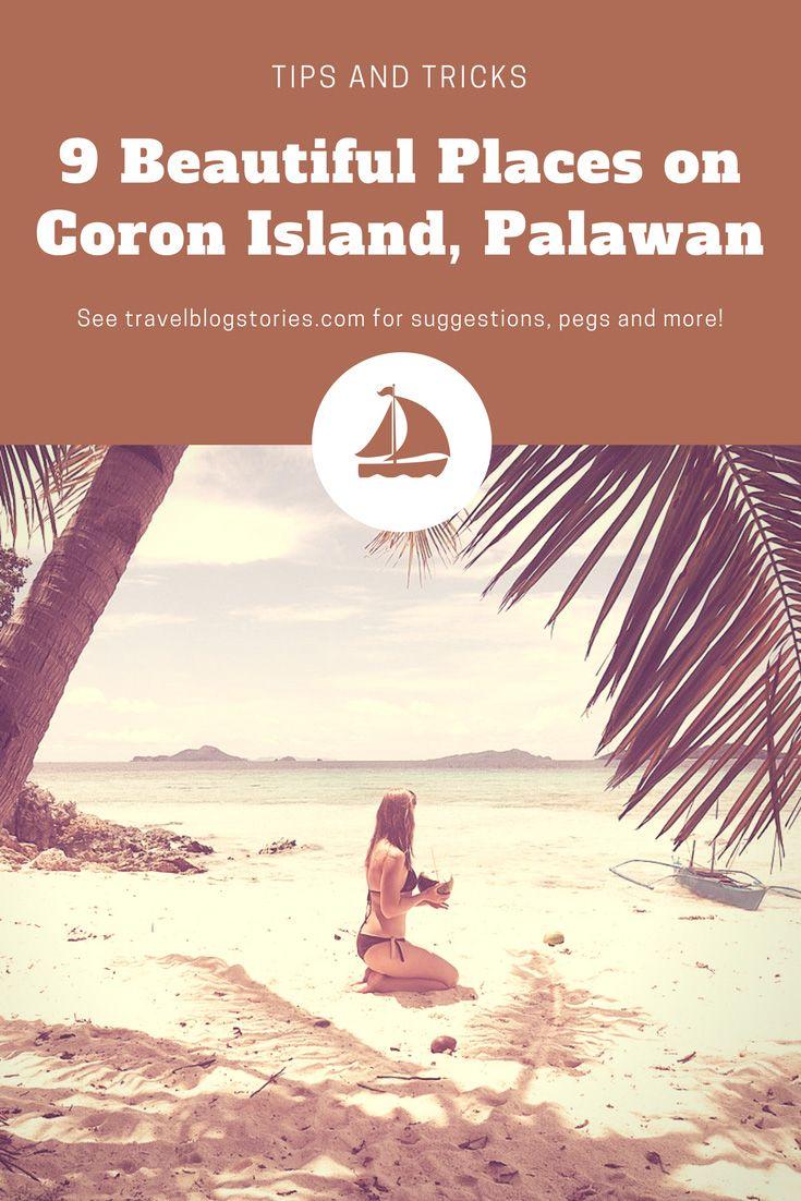 9 Beautiful Places on Coron Island #Palawan #philippines travel places to visit #travelblog #traveltips #travelblogstories
