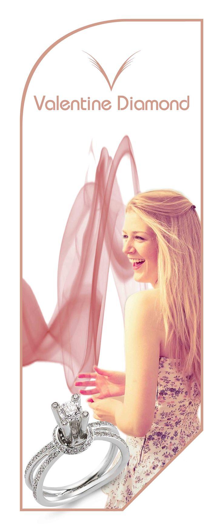 Kadının güzelliğine ışık tutuyoruz. .#love #happy #ring #yuzuk #diamond #pirlanta #marry #wedding #fiance #weddingring #jewelry #kolye #necklace #bracelet # #istanbul #amazing #girl #women #style #design #engagement #white #luxury