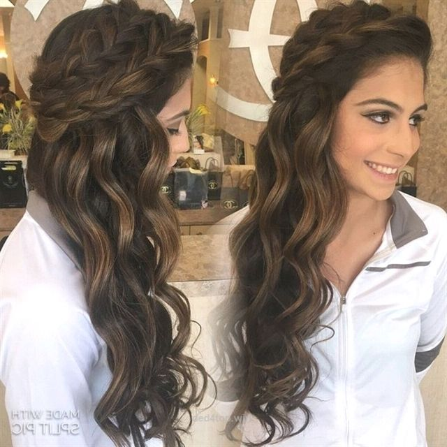 Wedding Hairstyles For Long Dark Brown Hair Female Hairstyle Bridesmaid Hair Long Brown Hair Female Kids Short Hair Styles