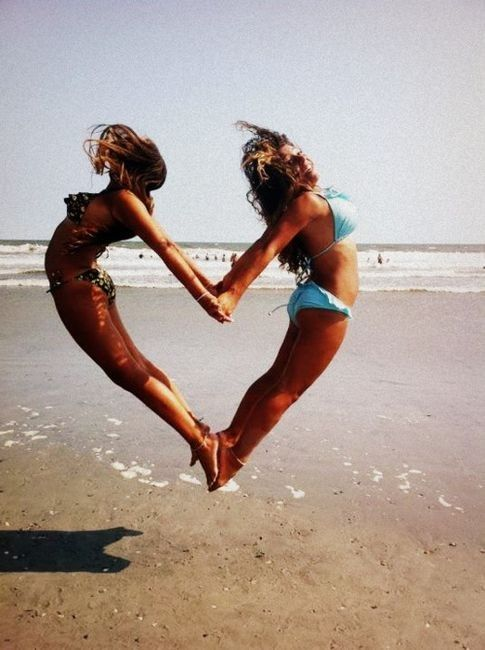 @Justina Vasiliauskaite we need to do this!!: Pictures Ideas, Photos Ideas, Best Friends, Summer 3, Bestfriends, Summer Beach, Summer Pictures, Friends Pics, Summer Heart