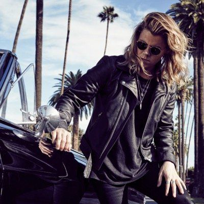 Conrad Sewell  @ConradOfficial singer/songwriter born in england, raised in australia.   Los Angeles ConradOfficial.com