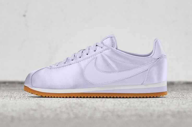 "Nike's Classic Cortez Drops In A Flawless ""Satin"" Pack"