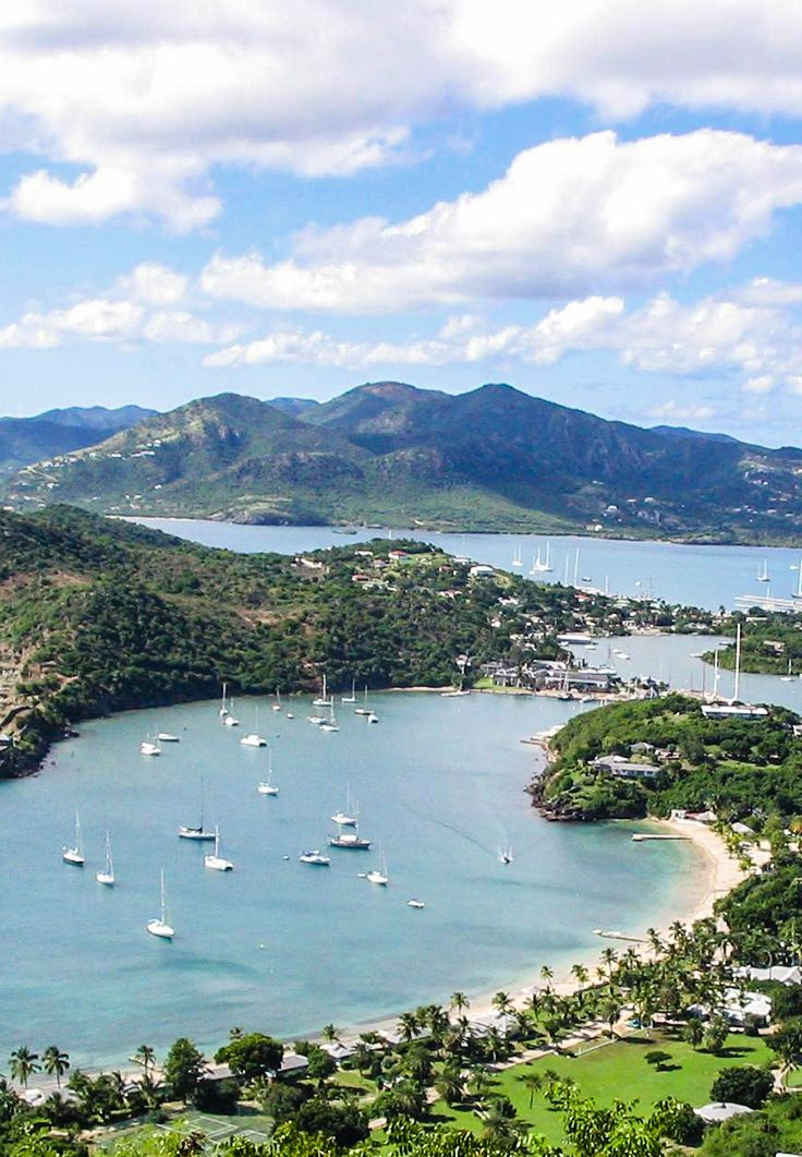 St. John's, Antigua | Bring your camera to Shirley Heights Lookout, the best place on the island for panoramic views of English Harbour.