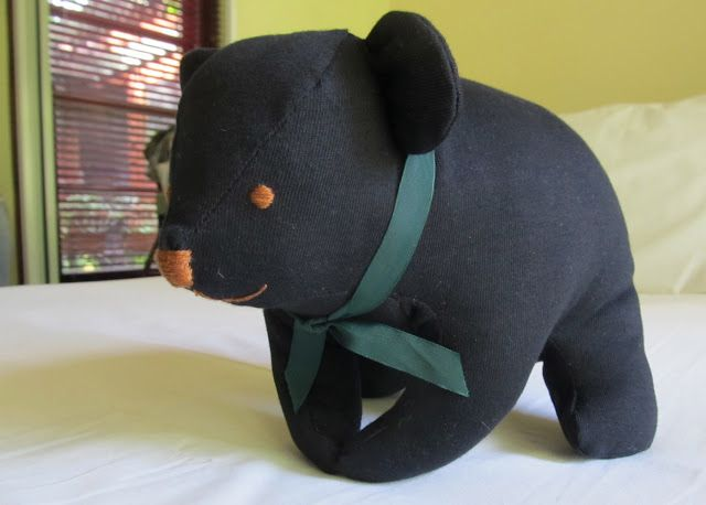 In My Sewing Box: Bear With Me