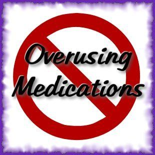 How Can I Avoid Overusing Migraine and Headache Medications? Information on avoiding overusing Migraine and headache medications and the different forms of medication overuse headache.
