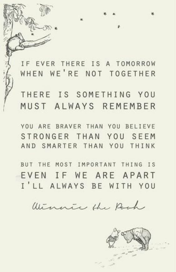 86 Winnie The Pooh Quotes To Fill Your Heart With Joy Quotes