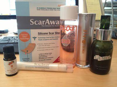 Scar treatment reviews- Bio Oil, ScarAway, Scarguard, Invicible, La mer Concentrate, Mederma | The Metro Perspective