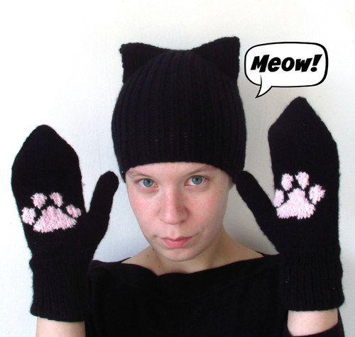 """Set \""""Black Cat\"""""""