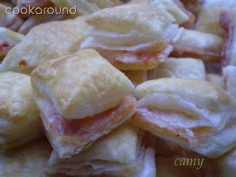 Circa 100 salatini in 30 minuti: le Vostre ricette   Cookaround