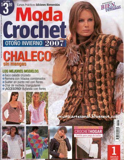 MODA CROCHET 2007 - Jimena Rodriguez - Álbuns da web do Picasa