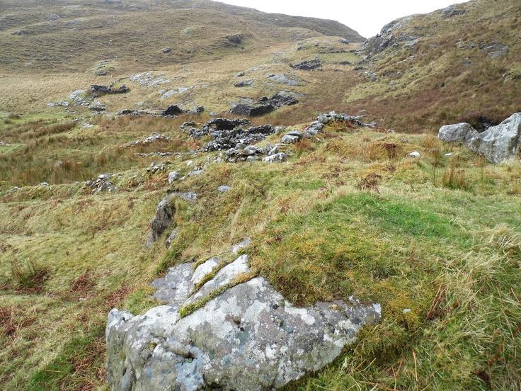 Mweelrea Mountain Walk (The Famine Village)