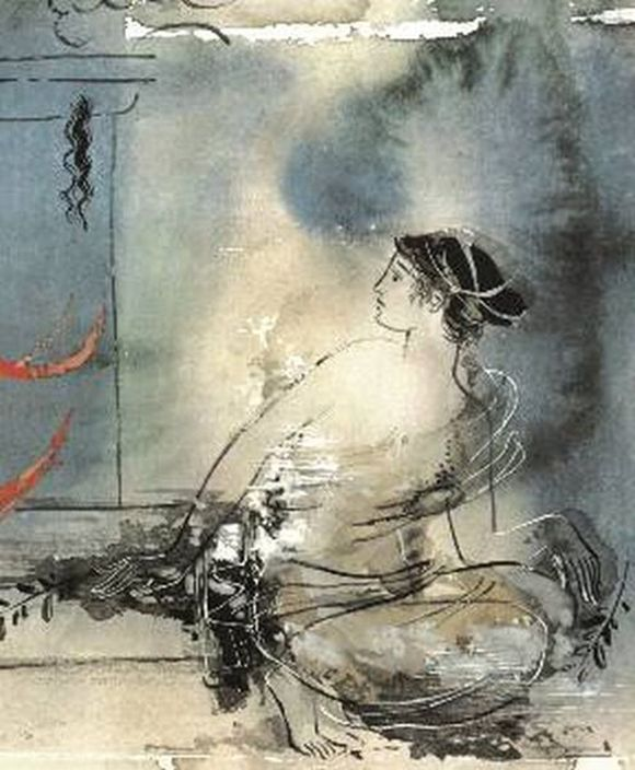 Γιώργης Βαρλάμος Yorgis Varlamos, modern Greek painter