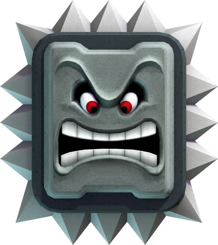 Enemy Art from New Super Mario Bros. U – Mario Party Legacy