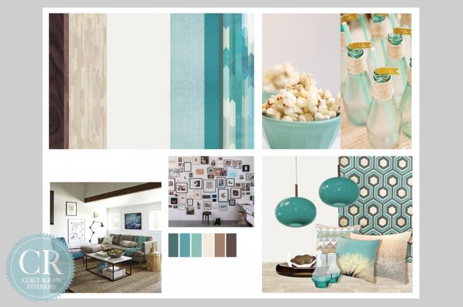 Curly Rooms Interiors - Color Ispirations