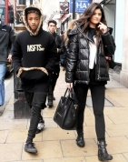 Kylie Jenner is dating Jaden Smith