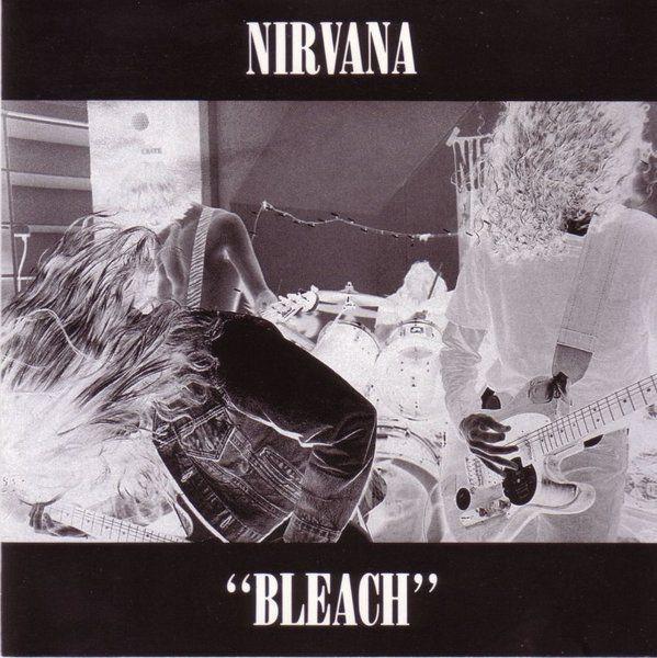 Nirvana - Bleach - Music & Arts. De