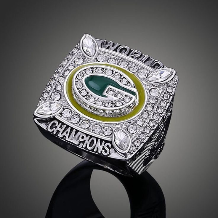 Sales Promotion NFL 2012 Green Bay Packers Super Bowl Championship Ring National Football League