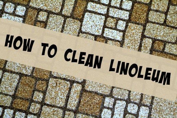 how to clean linoleum clean it floors pinterest cleanses. Black Bedroom Furniture Sets. Home Design Ideas