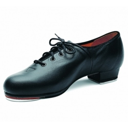 Bloch Jazztap Girls Tap Shoes  Jazz style leather upper. The toe tap is secured to a resonating board for a full sound and stability. Techno heel & toe taps.  Width : X  Price: 45.80€